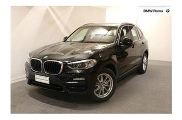 usatostore.mini.it Store BMW X3 (G01) X3 xDrive20d Business Advantage
