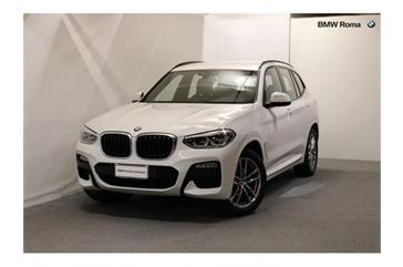 usatostore.mini.it Store BMW X3 (G01) X3 xDrive20d Msport